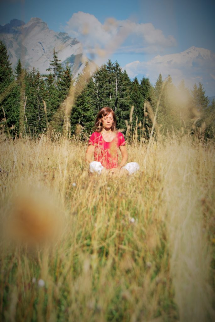 Catherine Gay-Perret professeure de yoga et naturopathe
